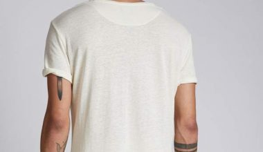 Horizon Short Sleeve Hemp Tee
