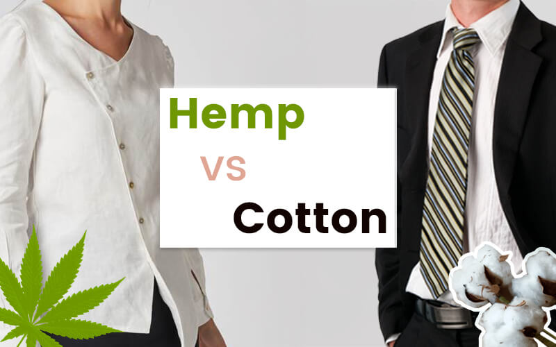 Hemp Vs Cotton – Will Hemp win the battle?